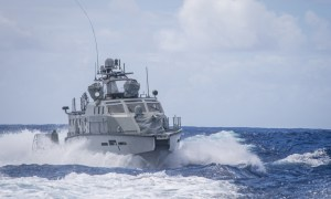 Mark VI Patrol Boats
