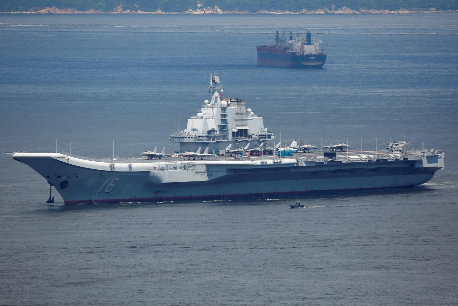 China plans to sell Pakistan an aircraft carrier