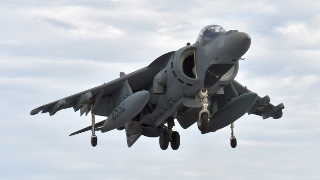 Italian Navy AV-8B Harrier II Plus