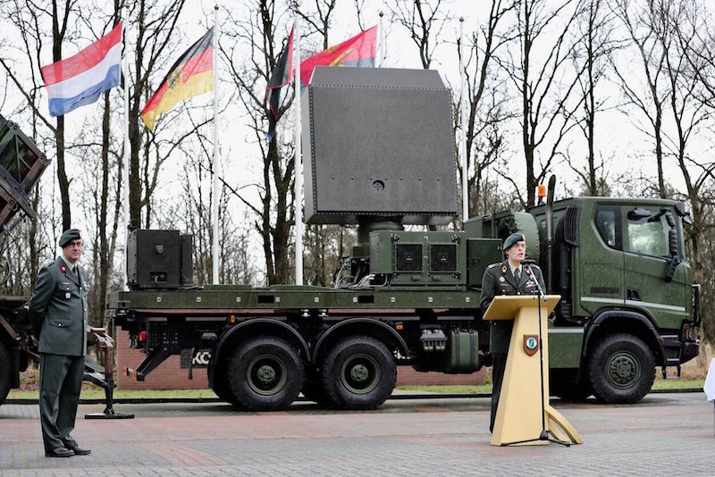 Netherlands orders Thales Multi Mission Radars (MMR)
