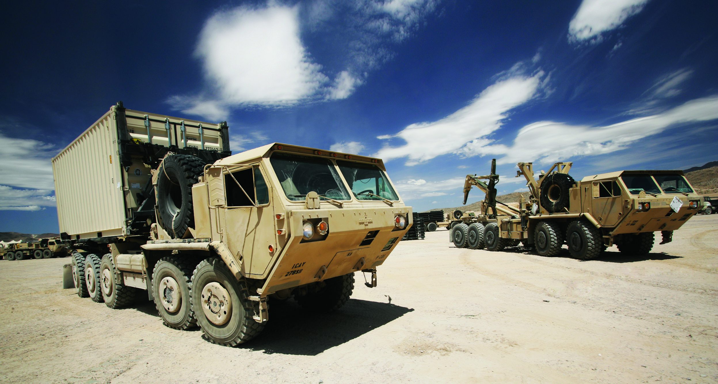 Oshkosh Defense awarded $232.7M to recapitalize US Army's heavy vehicle fleet