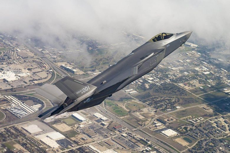 Lockheed Martin Contracted for F-35A Additional Services Contract for South Korea