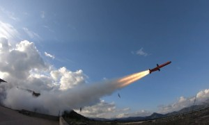 Successful first launch for MBDA Marte ER anti-ship missile