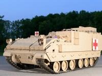 US Army Armored Multi-Purpose Vehicle (AMPV)