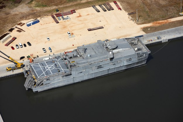 Austal Expeditionary Fast Transport ships