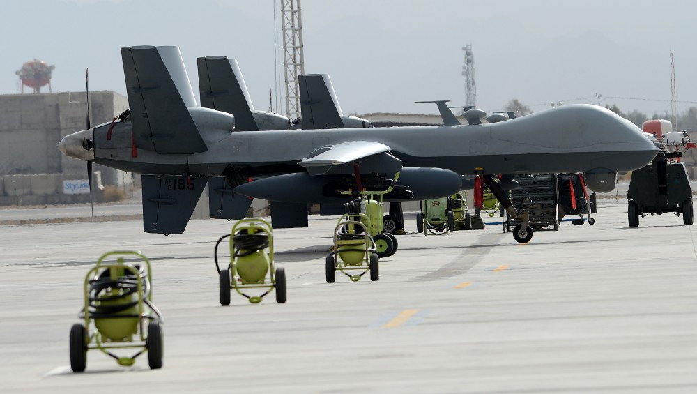 General Atomics MQ-9 Reaper unmanned aircraft