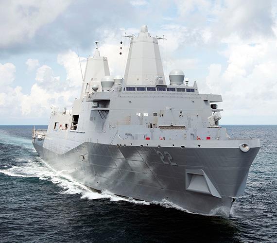 Huntington Ingalls secures $1.47 billion deal for US Navy LPD 30