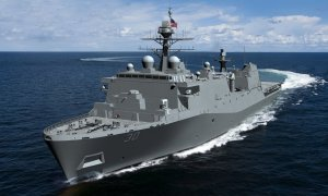 Huntington Ingalls secures $1.47 billion deal for US Navy LPD 30
