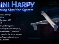 IAI Mini Harpy loitering munition