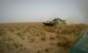 Indian Army BMP-2 Sarath
