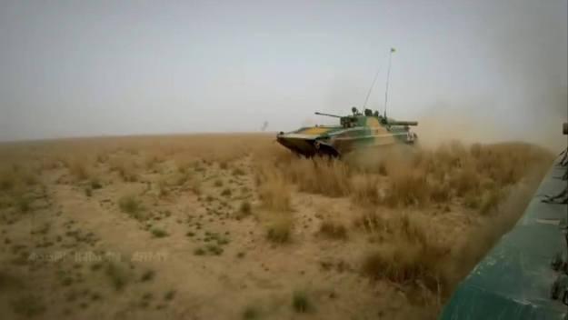 Indian Army BMP-2 Sarath