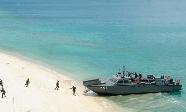 MARSUN - M18 Fast Assault Boat