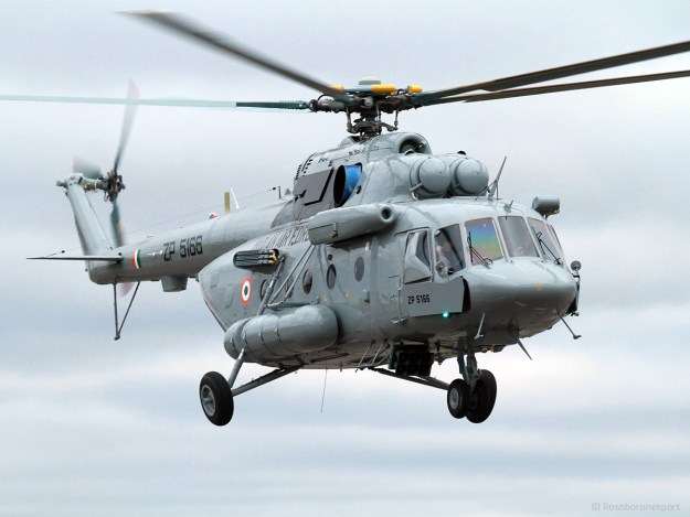 Mi-17V-5 Military/transport helicopter