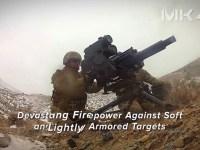 MK47 MOD O 40mm Advanced Grenade Launcher