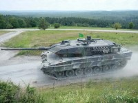 Rheinmetall to upgrade Leopard 2 Tank to standard 2A7V for German Army