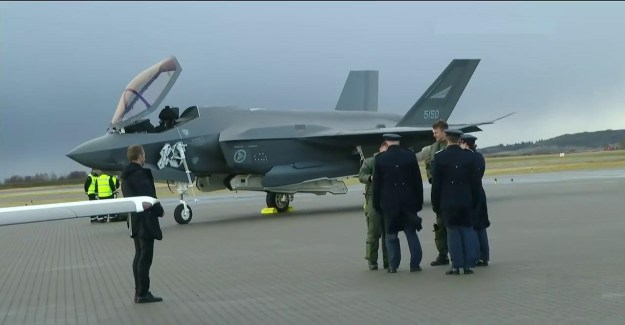 Royal Norwegian Air Force F-35