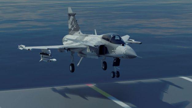 SAAB Gripen Maritime