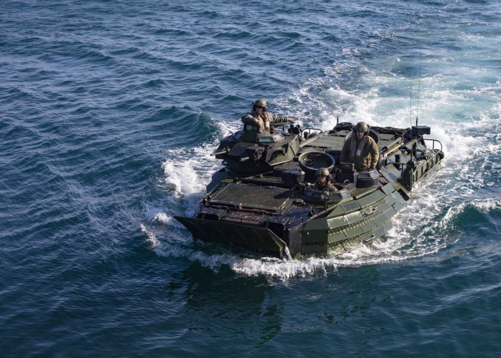 Spain cleared to buy US Assault Amphibious Vehicles