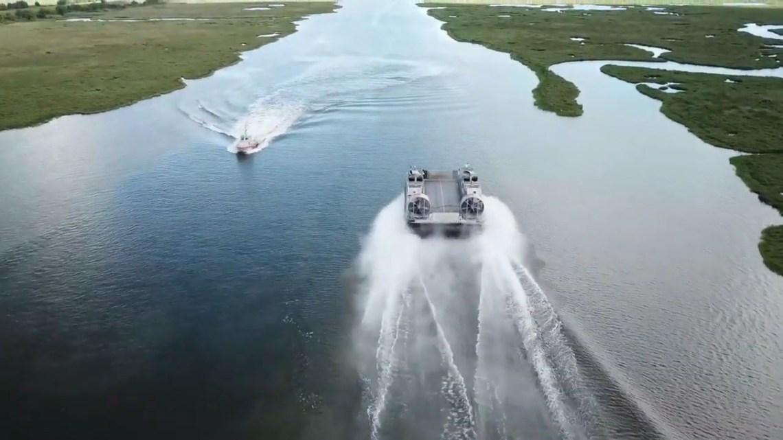Textron Systems Ship-to-Shore Connector