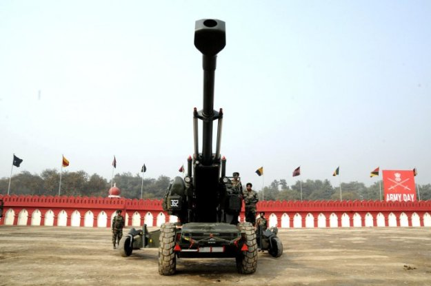 Dhanush Towed Howitzer