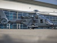 Airbus showcases Guépard H160M Joint Light Helicopter for French armed forces