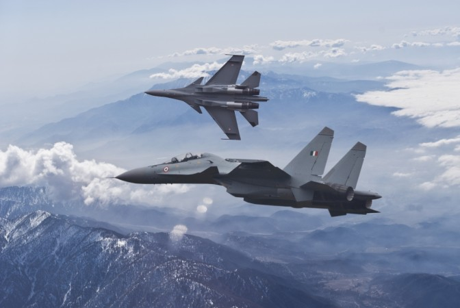India Air Force to Equip Su-30MKI Fighters with Rafael I-Derby ER BVRAAMs