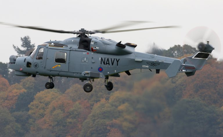 Philippines Take Delivery of Two AW159 Naval Helicopters