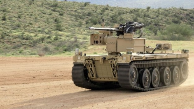 Pratt & Miller Expeditionary Modular Autonomous Vehicle (EMAV)