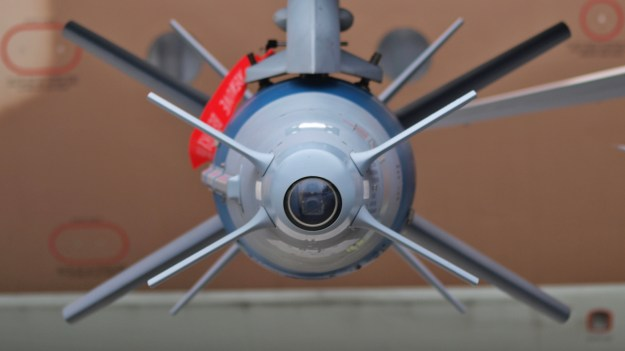 Rafael Teams with Lockheed Martin To Market SPICE Air-to-Surface Guidance Kits
