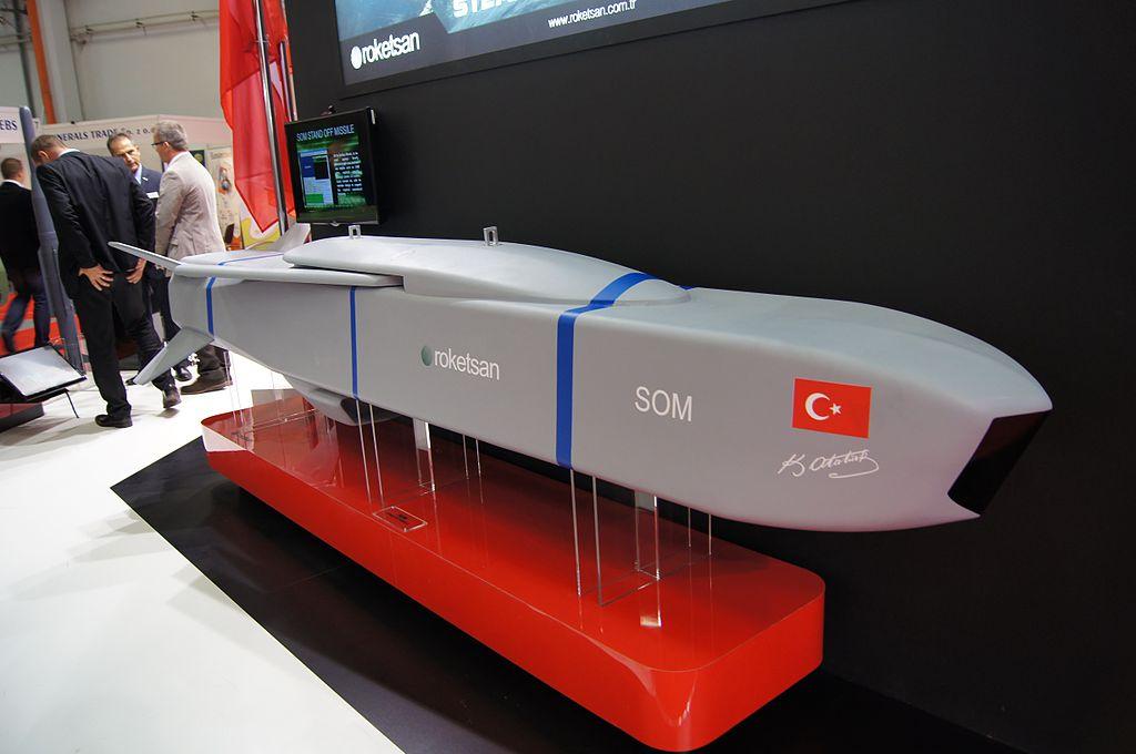 SOM-J Cruise Missile