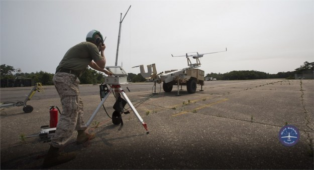 RQ-21A Blackjack Unmanned Air Vehicles