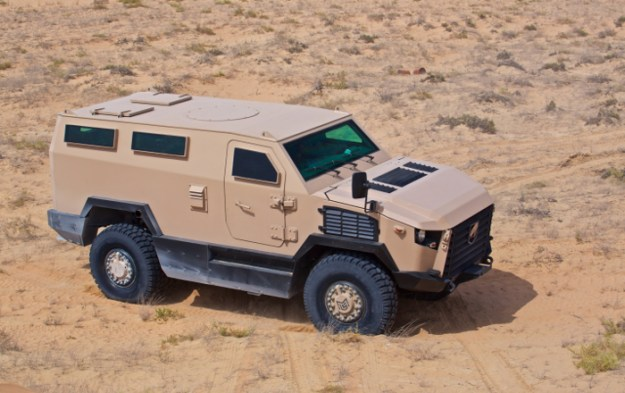 Viper Mine-Resistant Ambush Protected (MRAP)