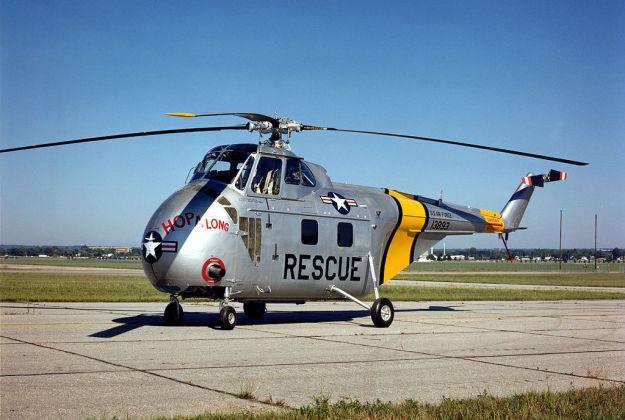 Air Rescue Service SH-19