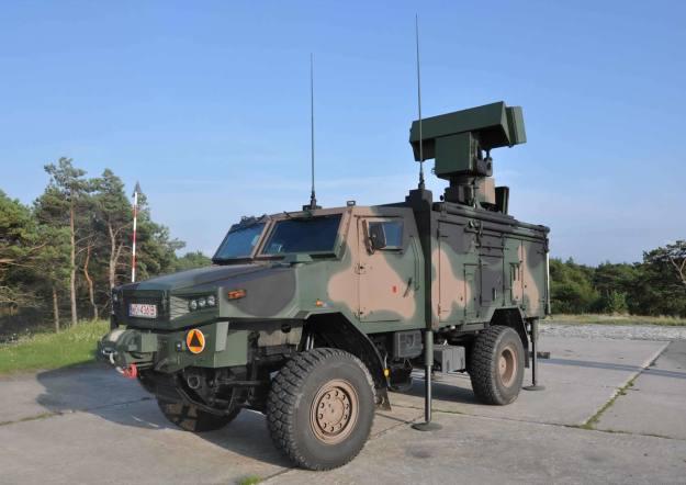 Bystra Redeployable Radar