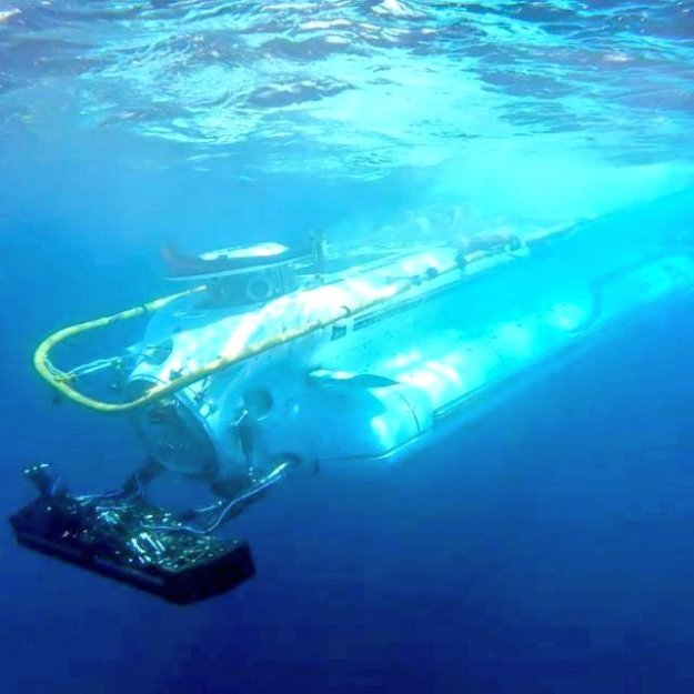 Indian Navy deep-submergence rescue vehicles (DSRV)