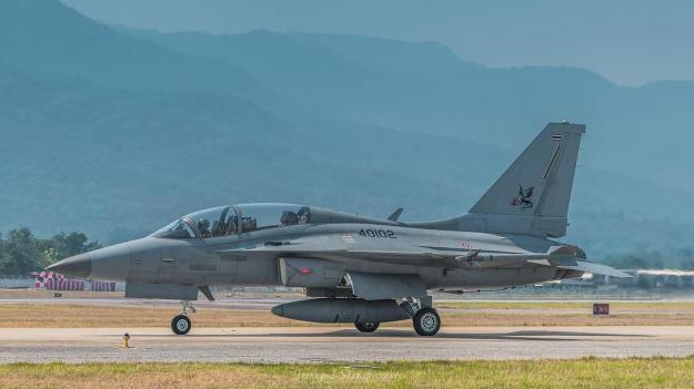 RTAF T-50TH Golden Eagle