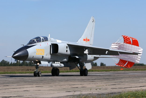 PLA Naval Aviation Xian JH-7A Fighter Bomber