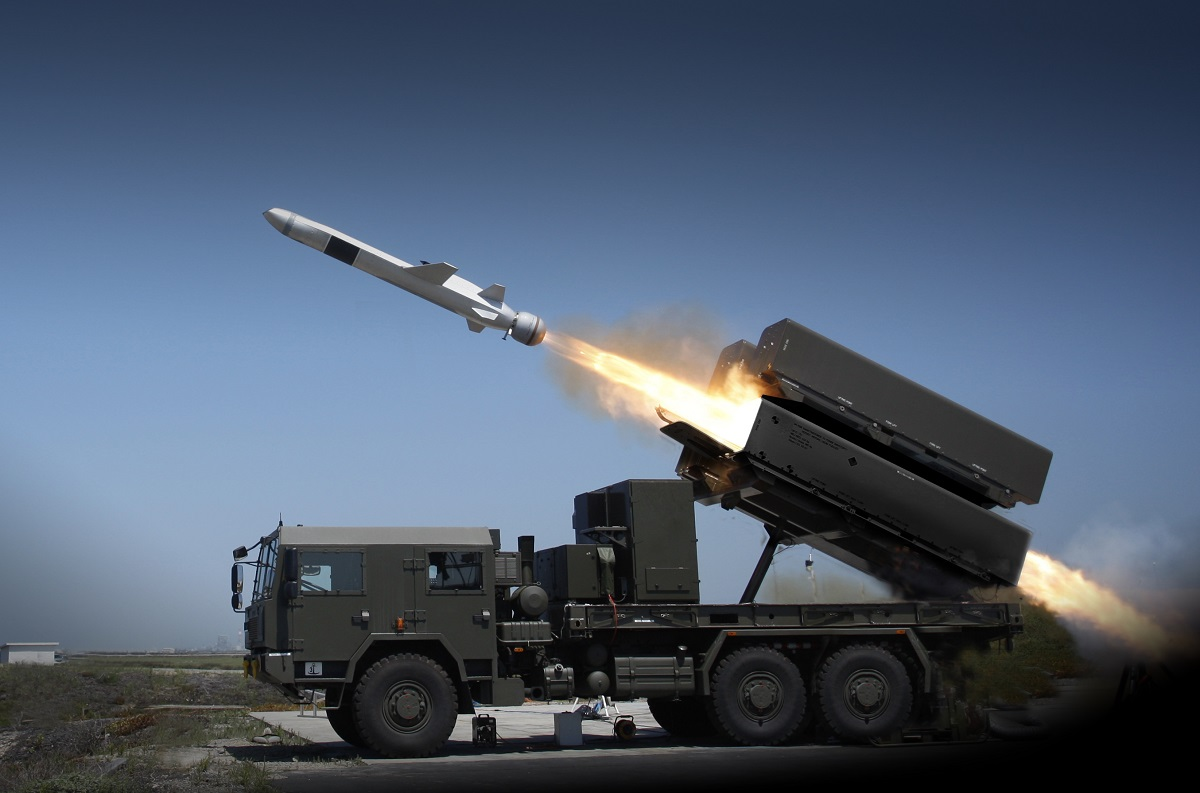 Raytheon Providing US Marines Corps with Naval Strike Missile (NSM)