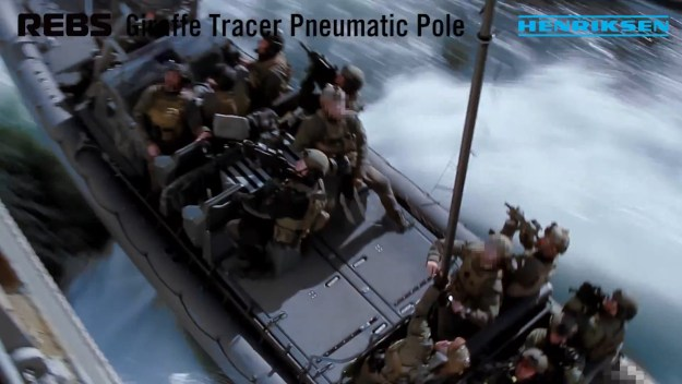 REBS Giraffe Tracer Pneumatic Pole