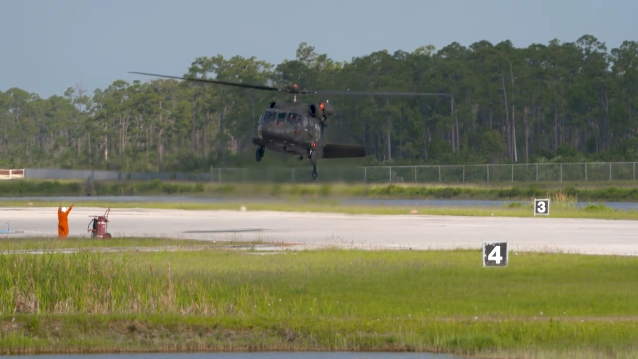 Sikorsky flies Black Hawk with newest Fly-By-Wire Technology