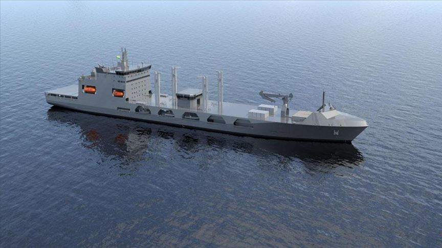 Turkish Consortium to sign pact with HSL to build Indian Navy Fleet Support Ships