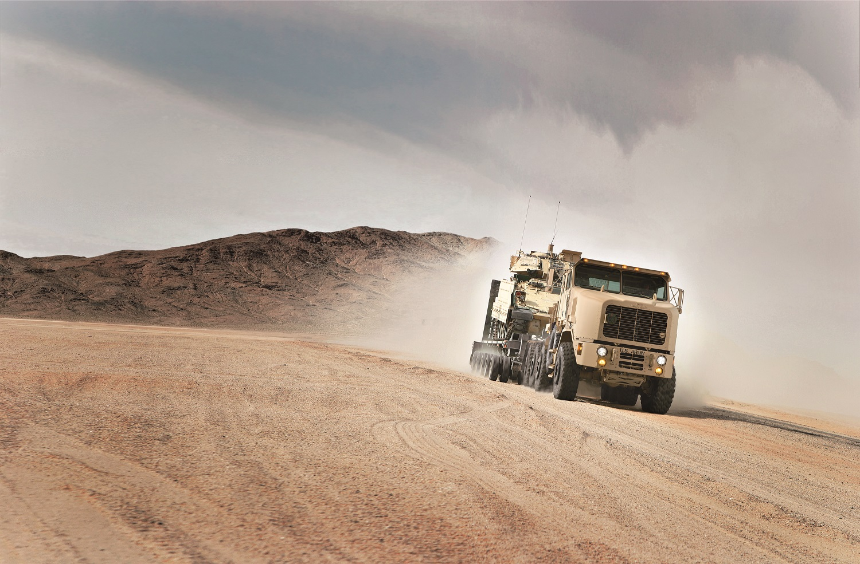 U.S. Army selects Oshkosh Defense to produce HET Transporter Semitrailer