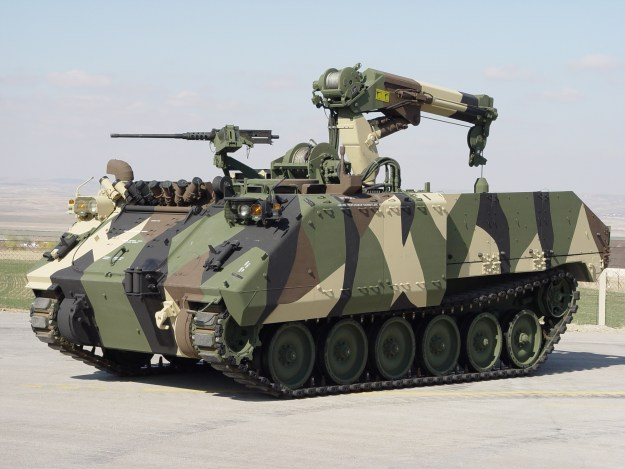 FNSS ACV-19 Armored Combat Vehicle
