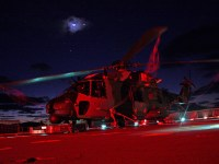 Australian Defence Force MRH-90 Taipan Multi Role Helicopter