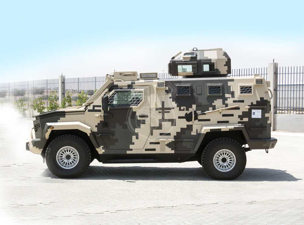 Puma Streit Group 4x4 Armoured Personnel Carrier