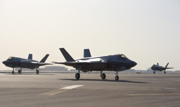 Lockheed Wins $2.4 Bn for F-35 Spare Parts Packages for All Operators