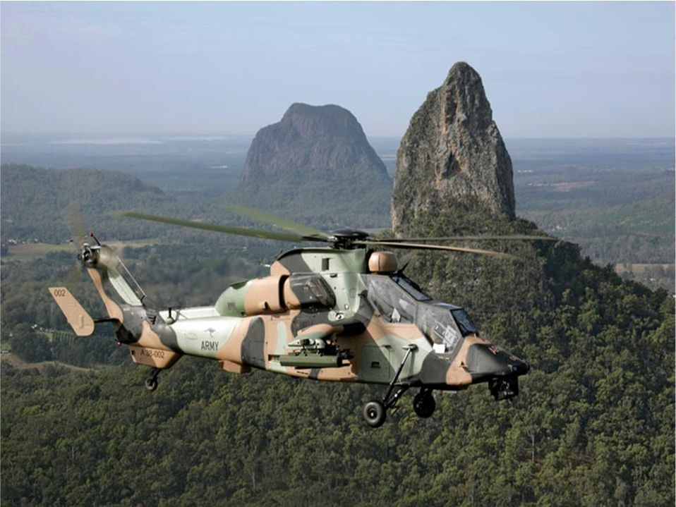 Airbus Helicopters offers Australia cost-effective Tiger for operations beyond 2040