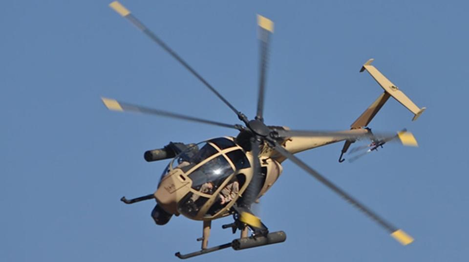 AH-6i Light Attack Helicopters
