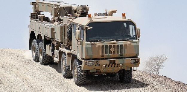 Iveco Defence Vehicles' High Mobility