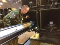 NASAMS medium-range air defence system